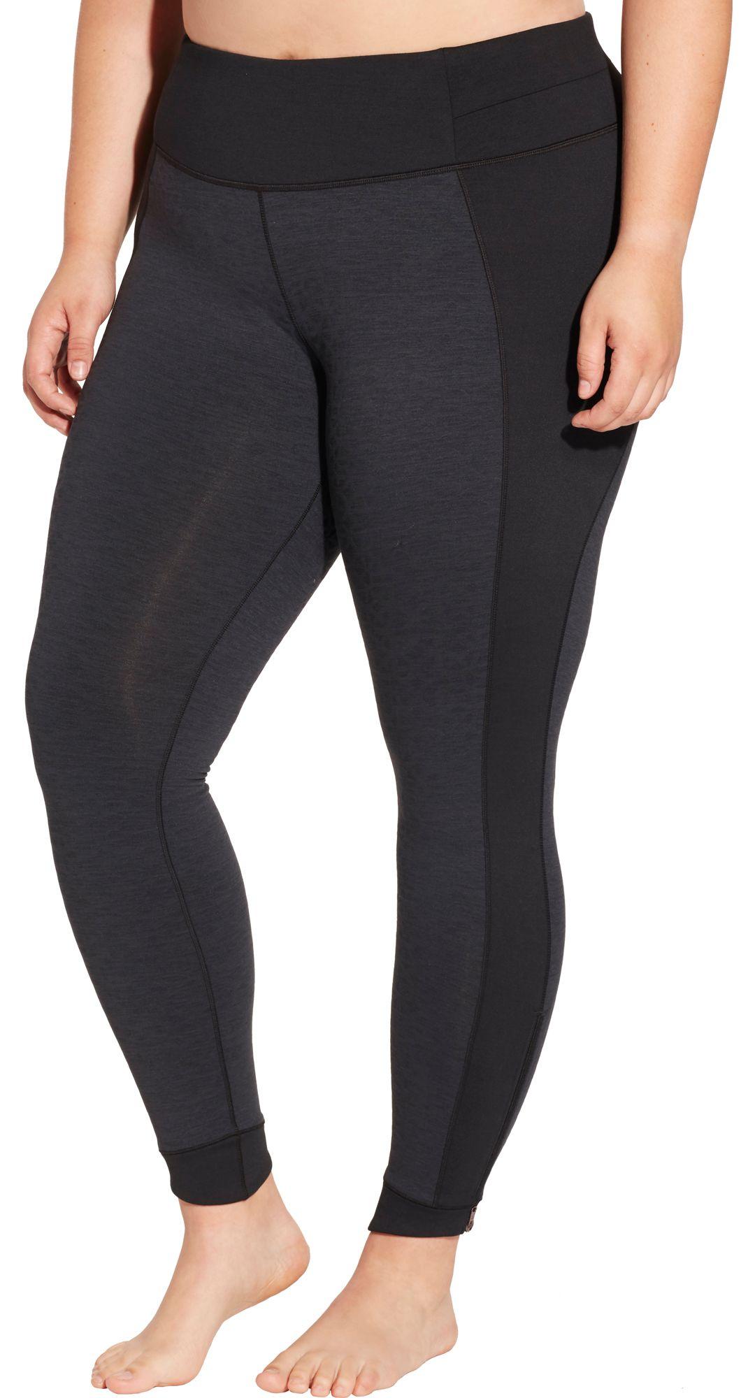 ee0a245b0b37 CALIA by Carrie Underwood Women's Plus Size Warm Embossed Leggings.  noImageFound. Previous. 1