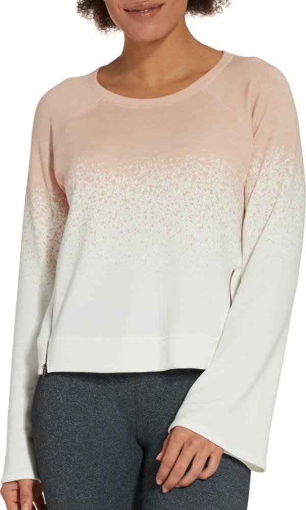 CALIA by Carrie Underwood Women's Effortless Printed Zipper Sweatshirt product image