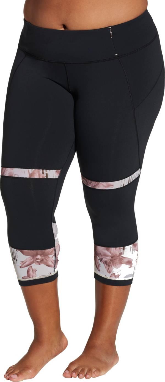 CALIA by Carrie Underwood Women's Plus Size Filament Capris product image