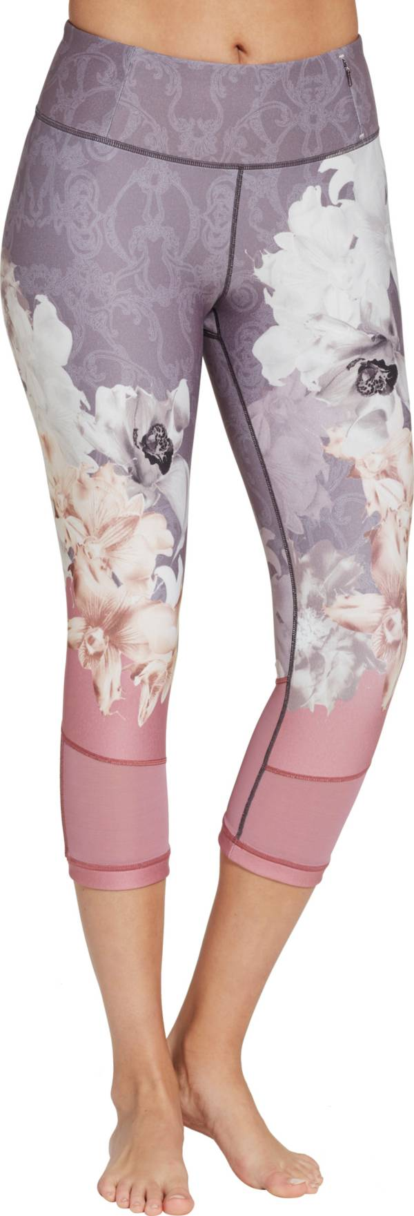 CALIA by Carrie Underwood Women's Printed Filament Capris product image