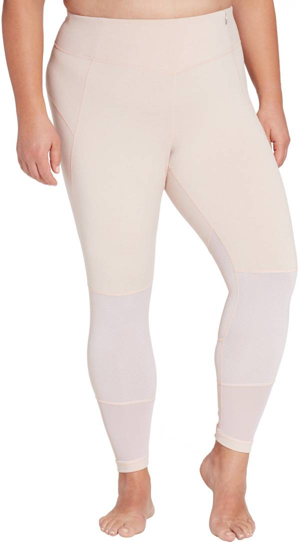 CALIA by Carrie Underwood Women's Plus Size Essential Heather Filament Leggings product image
