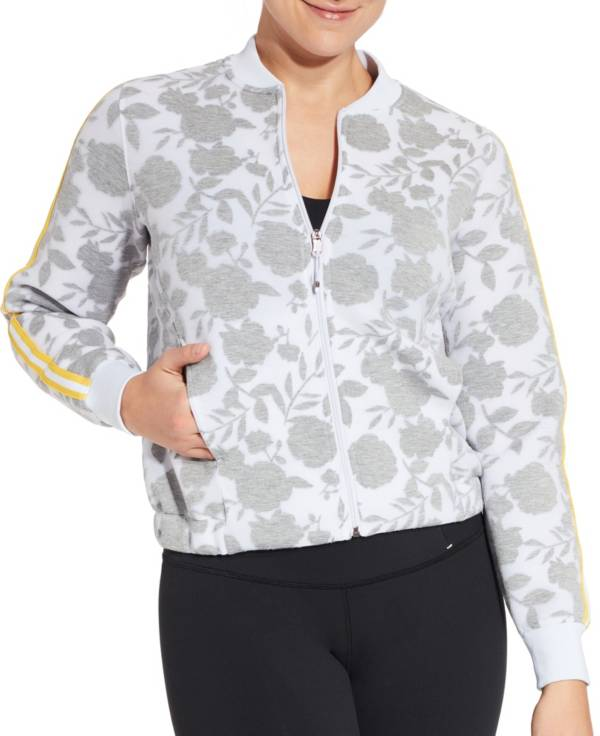 CALIA by Carrie Underwood Women's Burnout Spacer Jacket product image
