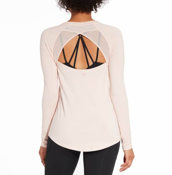 CALIA by Carrie Underwood Women's Open Back Long Sleeve Shirt product image