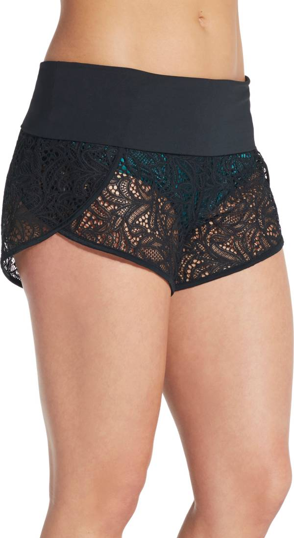 CALIA by Carrie Underwood Women's Lace Cover-Up Shorts product image