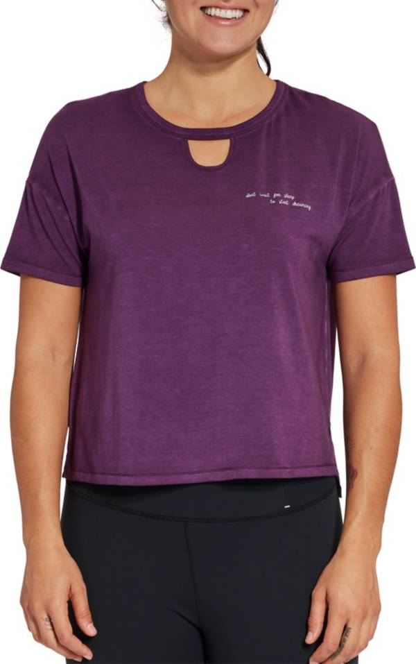CALIA by Carrie Underwood Women's Graphic Boxy T-Shirt product image