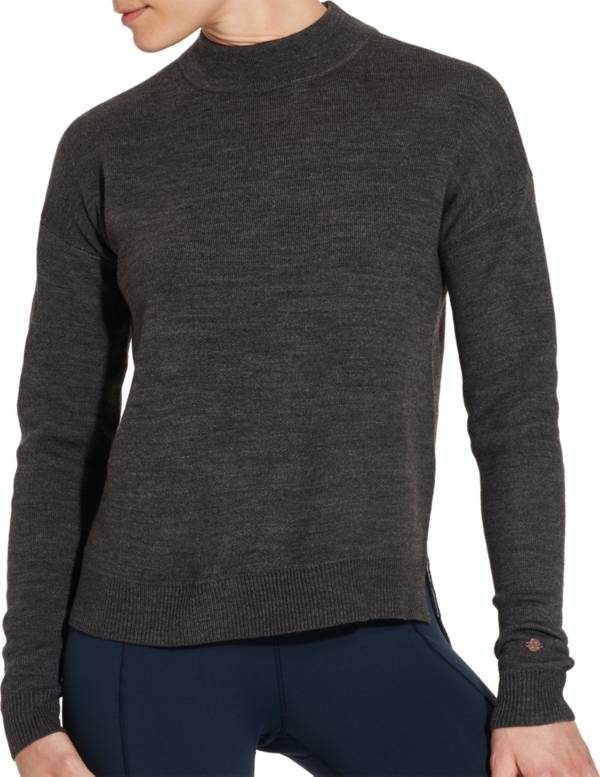 CALIA by Carrie Underwood Women's Effortless Heather Mock Neck Sweater product image