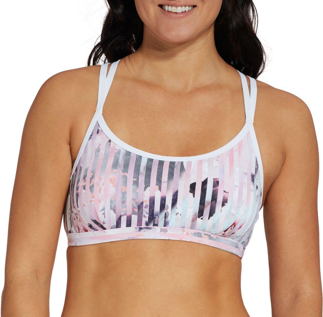 0fef7b22ae502 CALIA by Carrie Underwood Women's Loop Back Swim Top. noImageFound. Previous