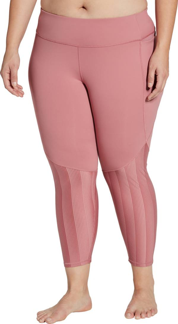 CALIA by Carrie Underwood Women's Plus Size Energize Spliced 7/8 Leggings product image