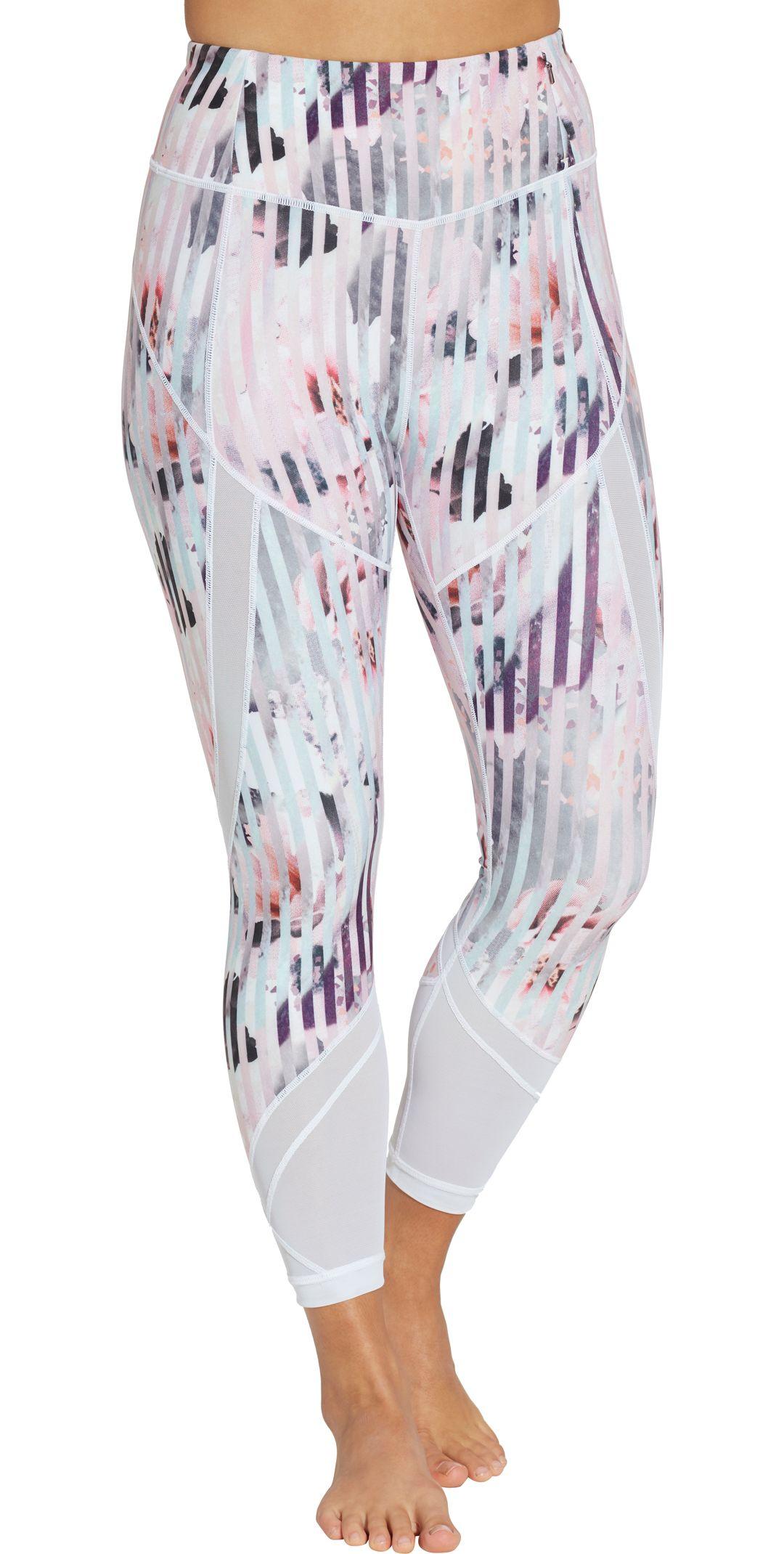 94df2930b74c CALIA by Carrie Underwood Women's Essential Printed Mesh 7/8 Leggings.  noImageFound. Previous. 1