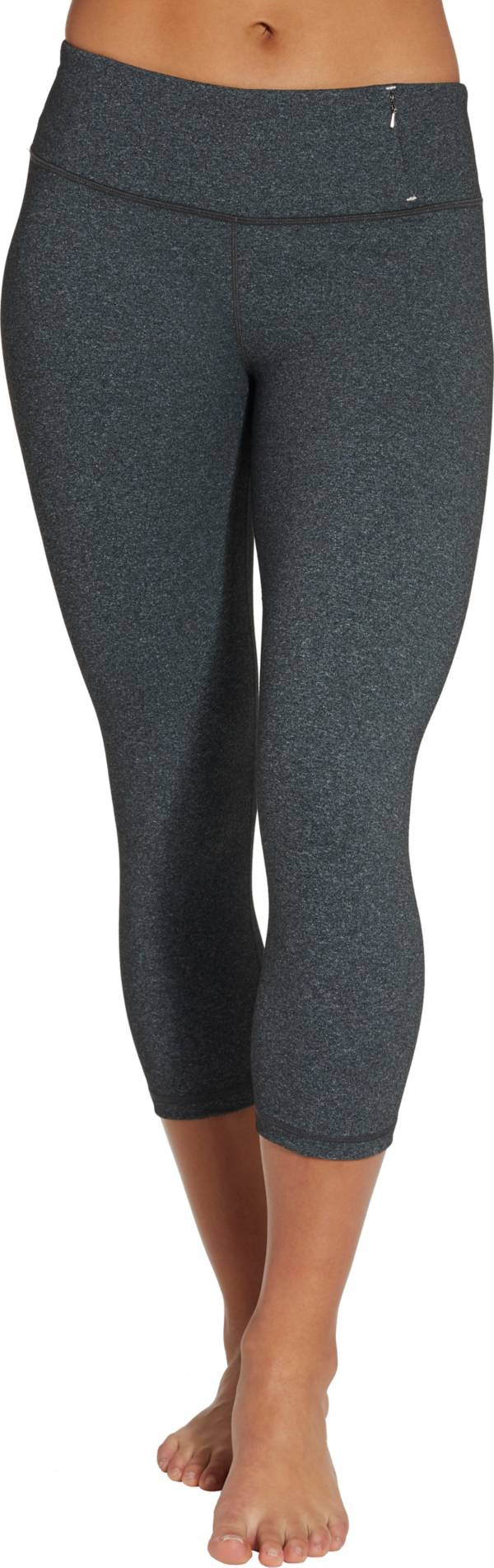 CALIA by Carrie Underwood Women's Heather Essential No Seam Capris product image