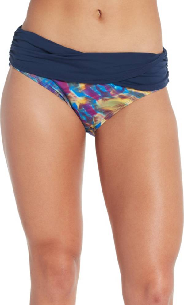CALIA by Carrie Underwood Women's Pattern Overlap Swim Bottoms product image