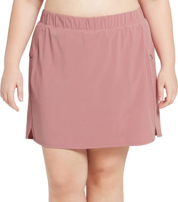 CALIA by Carrie Underwood Women's Plus Size Anywhere Woven Skort product image
