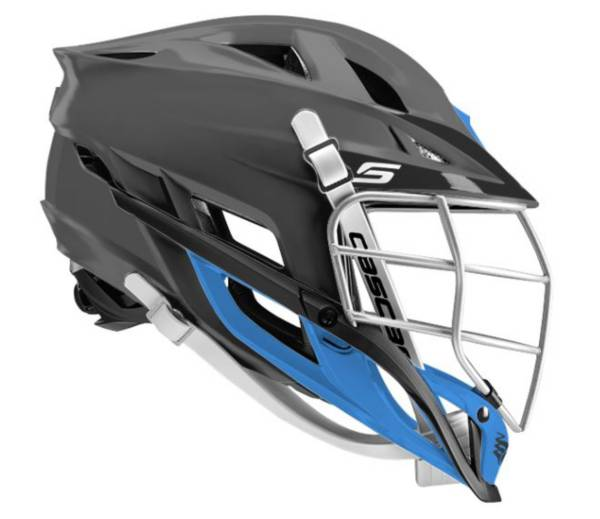Cascade Youth Custom S Matte Lacrosse Helmet w/ White Pearl Mask product image