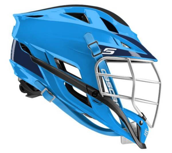 Cascade Youth Custom S Lacrosse Helmet w/ White Pearl Mask product image