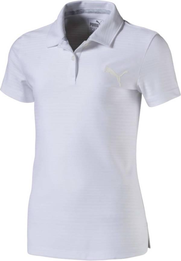 PUMA Girls' Aston Golf Polo product image