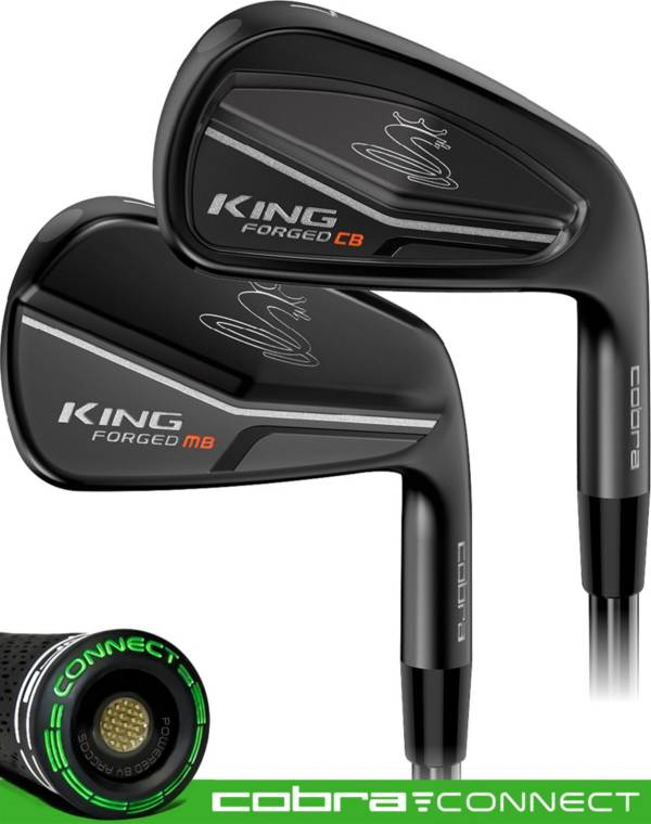 Cobra KING Forged MB/CB Irons – (Steel) product image