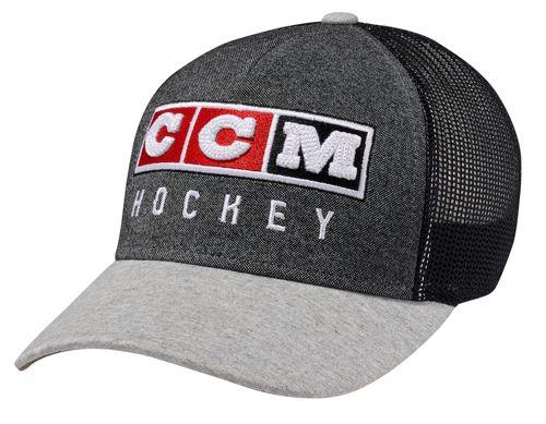 ff856ad3263 CCM Hockey Classic Mesh Back Trucker Hat. noImageFound. 1