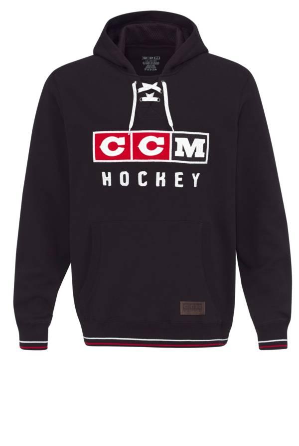 CCM Senior Classic Lace Neck Hoodie product image