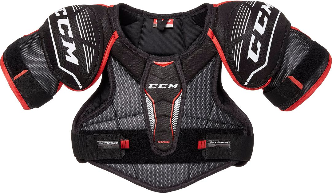 Ccm Senior Jetspeed Edge Ice Hockey Shoulder Pads Dick S Sporting