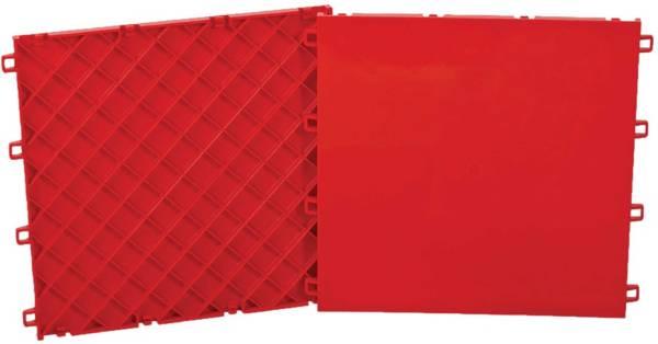 Sniper's Edge Slick Red Line Hockey Tiles – 10 Pack product image