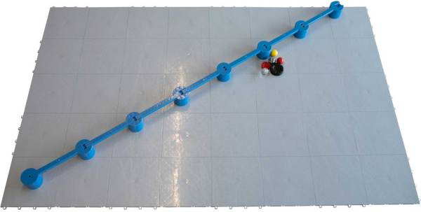 CCM Sniper's Edge Supreme Hockey Stickhandling Set product image