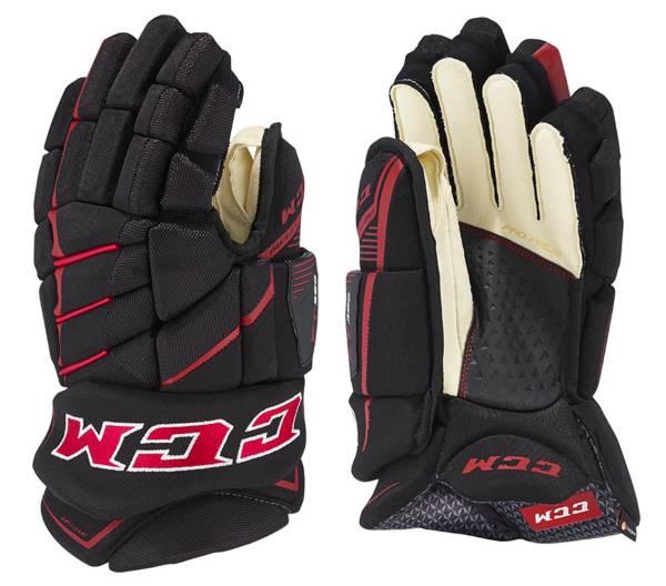 CCM Junior JetSpeed FT390 Ice Hockey Gloves product image