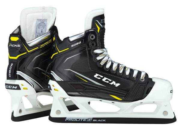 CCM Junior Tacks 9080 Goalie Ice Hockey Skates product image