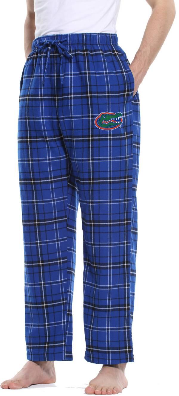 Concepts Sport Men's Florida Gators Blue/Black Ultimate Sleep Pants product image