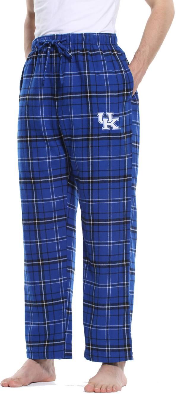 Concepts Sport Men's Kentucky Wildcats Blue/Black Ultimate Sleep Pants product image