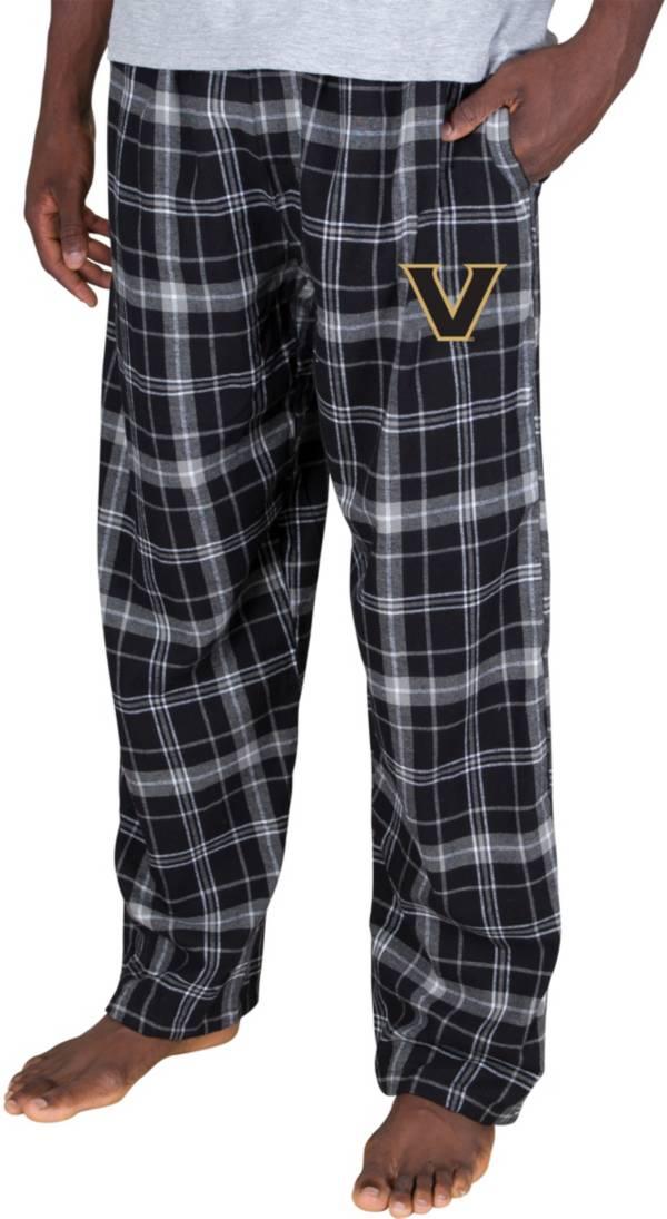 Concepts Sport Men's Vanderbilt Commodores Black/Grey Ultimate Sleep Pants product image