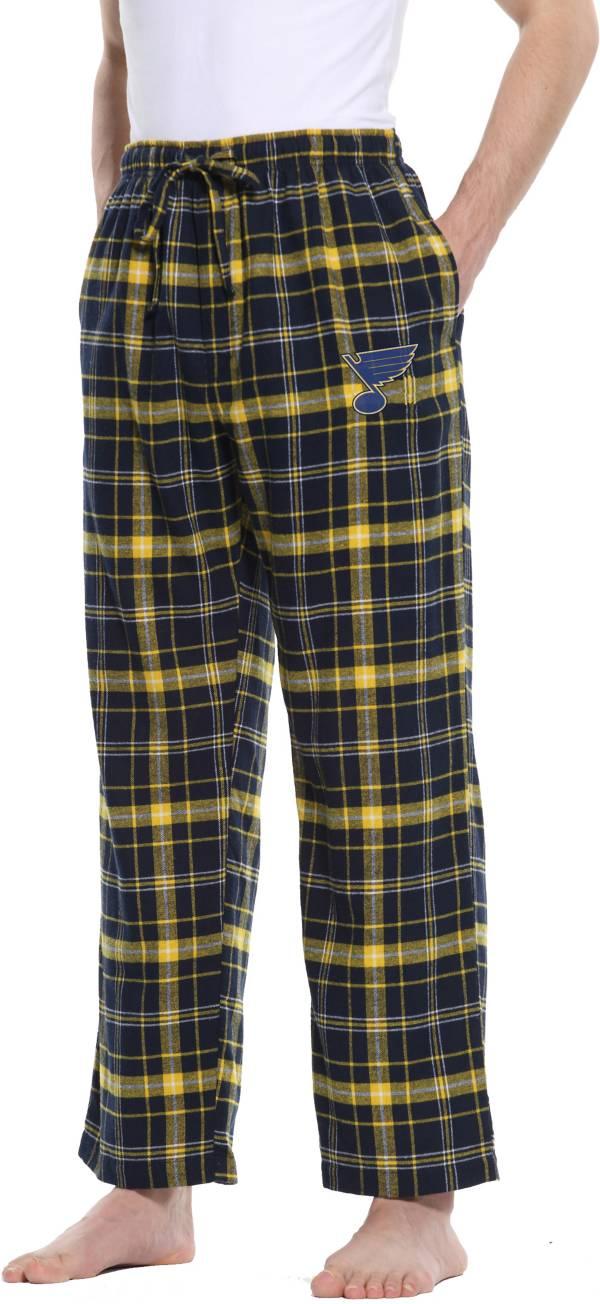 Concepts Sport Men's St. Louis Blues Ultimate Flannel Pants product image