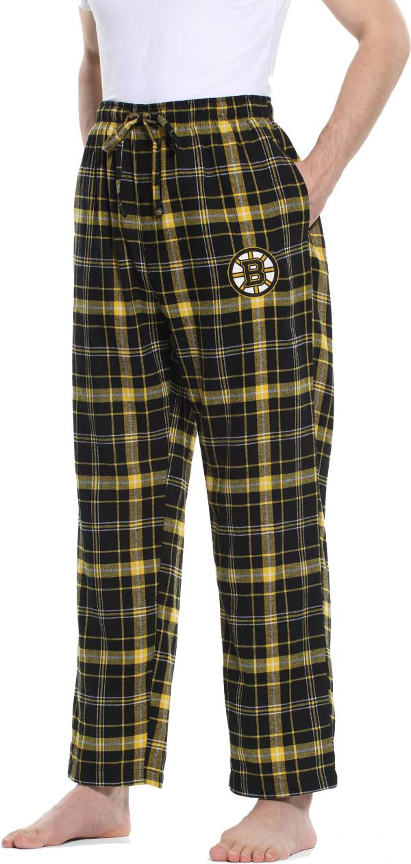 Concepts Sport Men's Boston Bruins Ultimate Flannel Pants product image