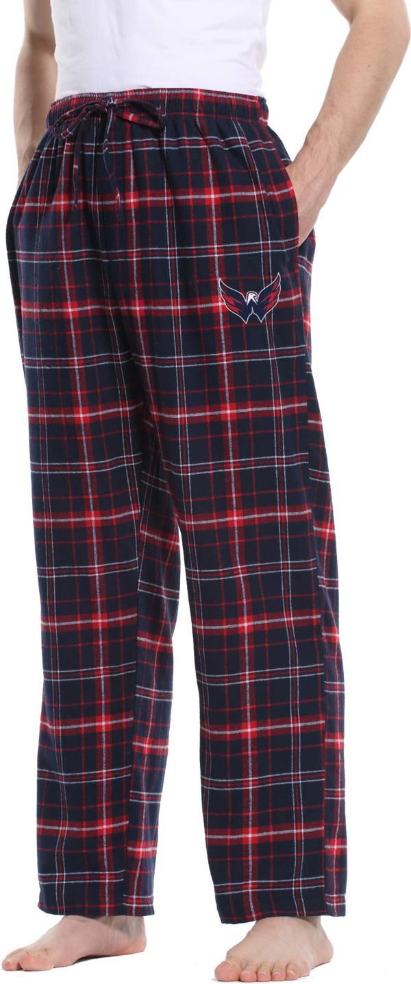Concepts Sport Men's Washington Capitals Ultimate Flannel Pants product image