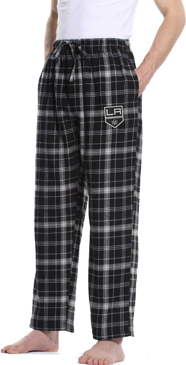 Concepts Sport Men's Los Angeles Kings Ultimate Flannel Pants product image