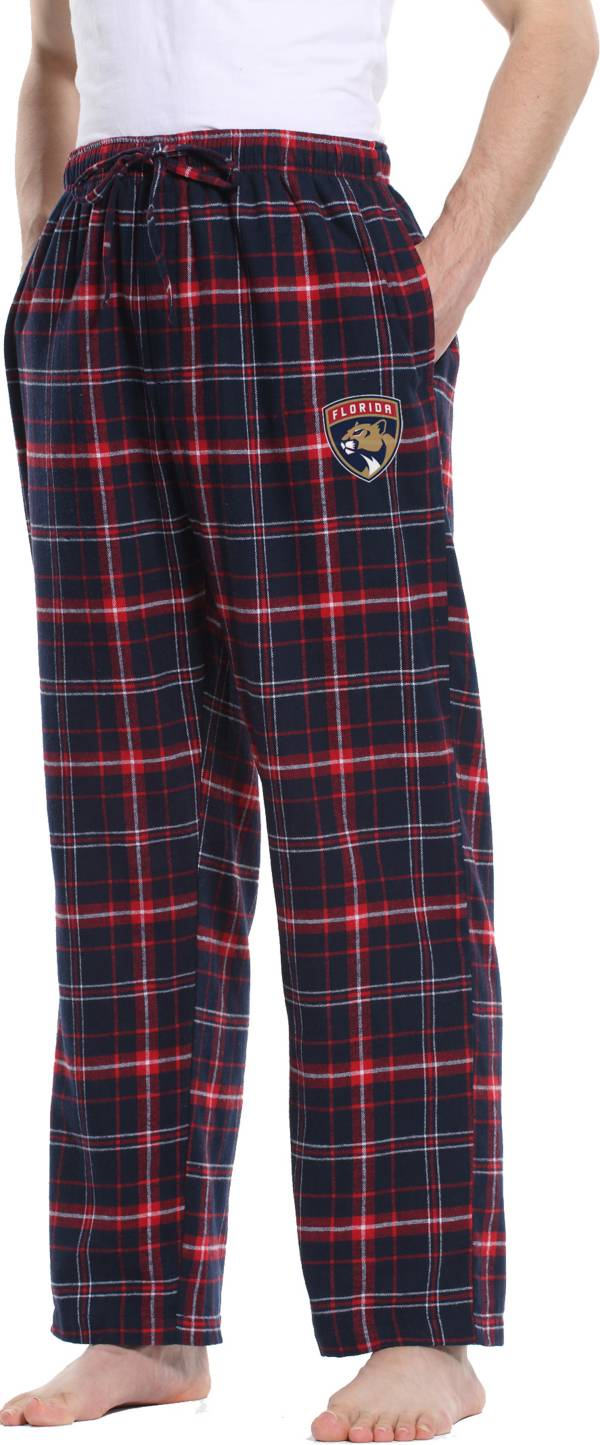 Concepts Sport Men's Florida Panthers Ultimate Flannel Pants product image