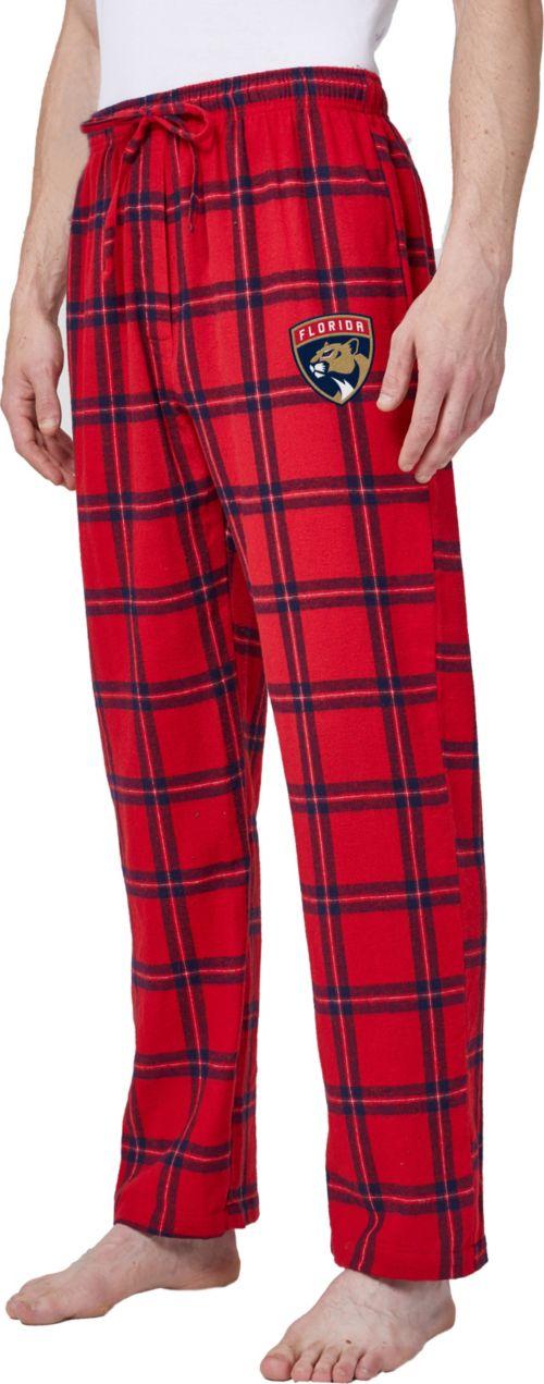 d5103c8fab7 Concepts Sport Men s Florida Panthers Flannel Pants