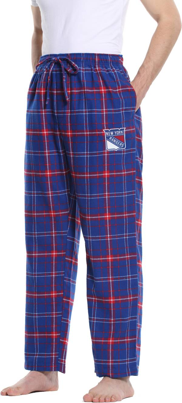 Concepts Sport Men's New York Rangers Ultimate Flannel Pants product image