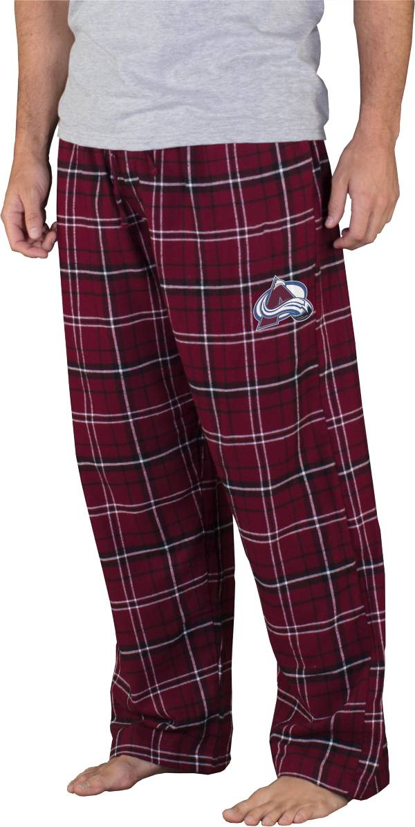 Concepts Sport Men's Colorado Avalanche Ultimate Flannel Pants product image