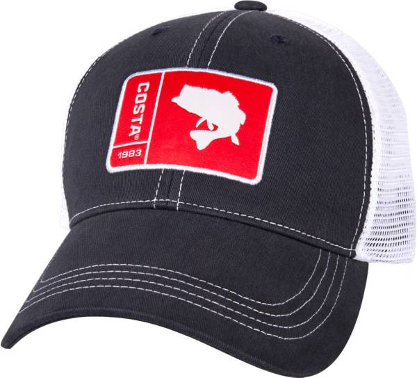 Costa Del Mar Men's Original Patch Trucker Hat product image