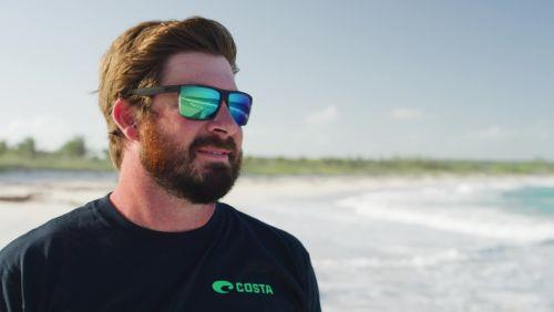 fb9866edf4 Costa Del Mar Men s Rincon 580P Polarized Sunglasses