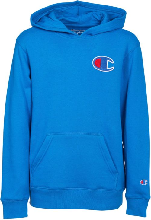 2e3d2f2799b8d3 Champion Boys  Heritage Fleece Hoodie