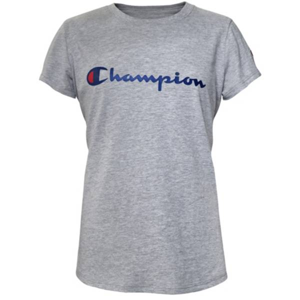 Champion Girls' High/Low T-Shirt product image