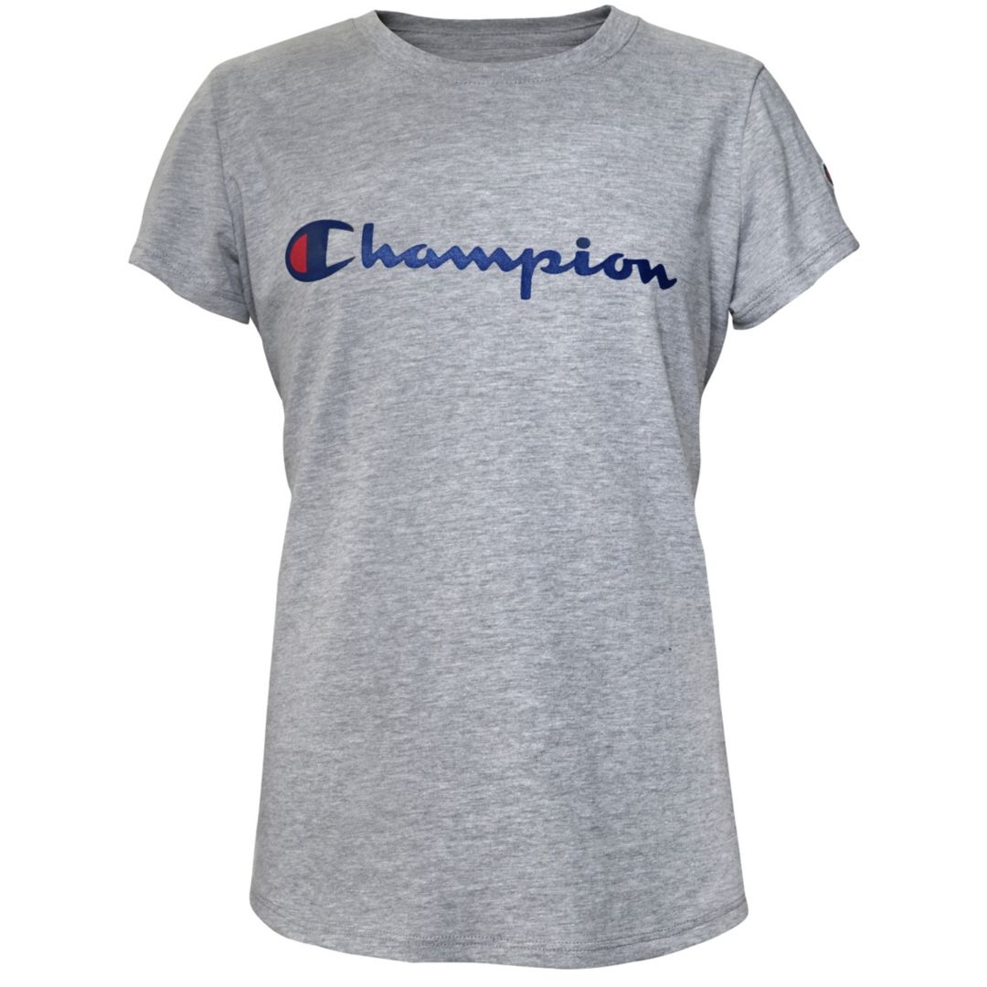 the latest best sneakers reliable quality Champion Girls' High/Low T-Shirt