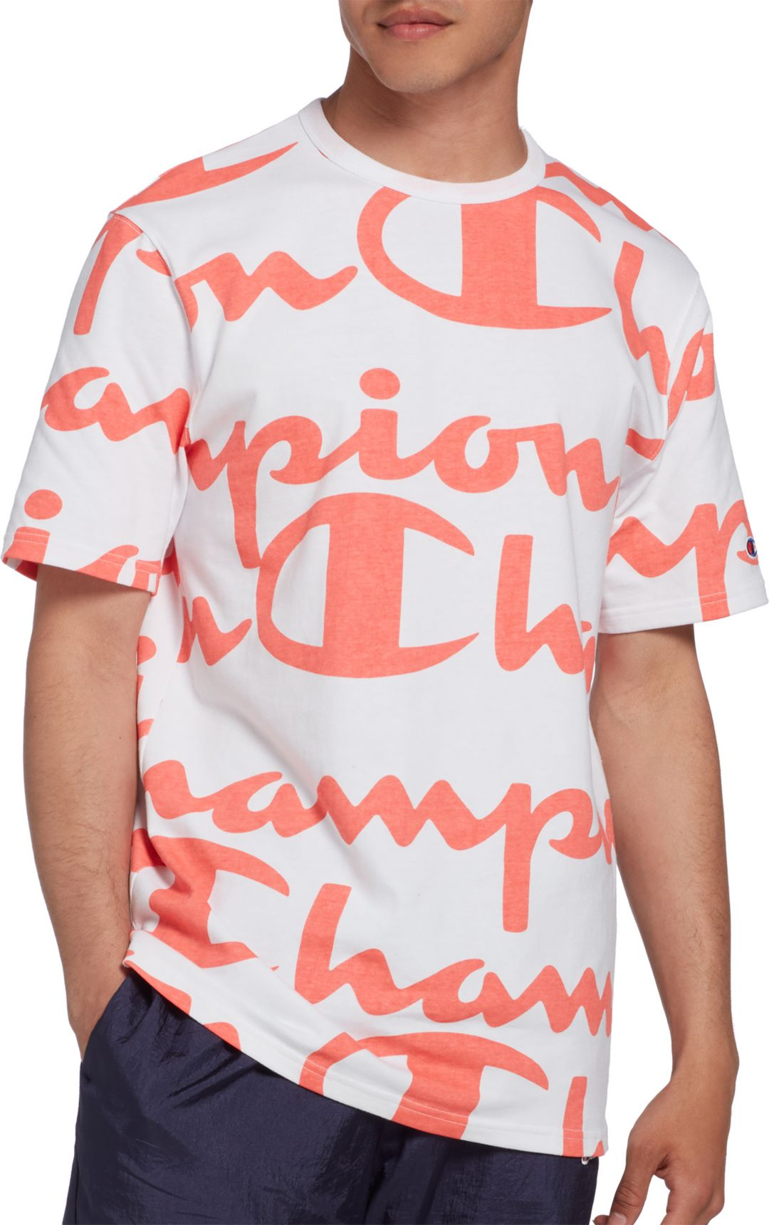 2ad201f46abb Champion Life Men's Heritage Allover Print Tee. noImageFound. Previous