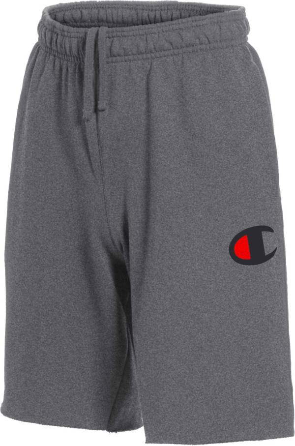 Champion Men's Graphic Powerblend Fleece Shorts product image
