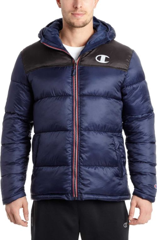 Champion Men's Insulated Puffer Jacket