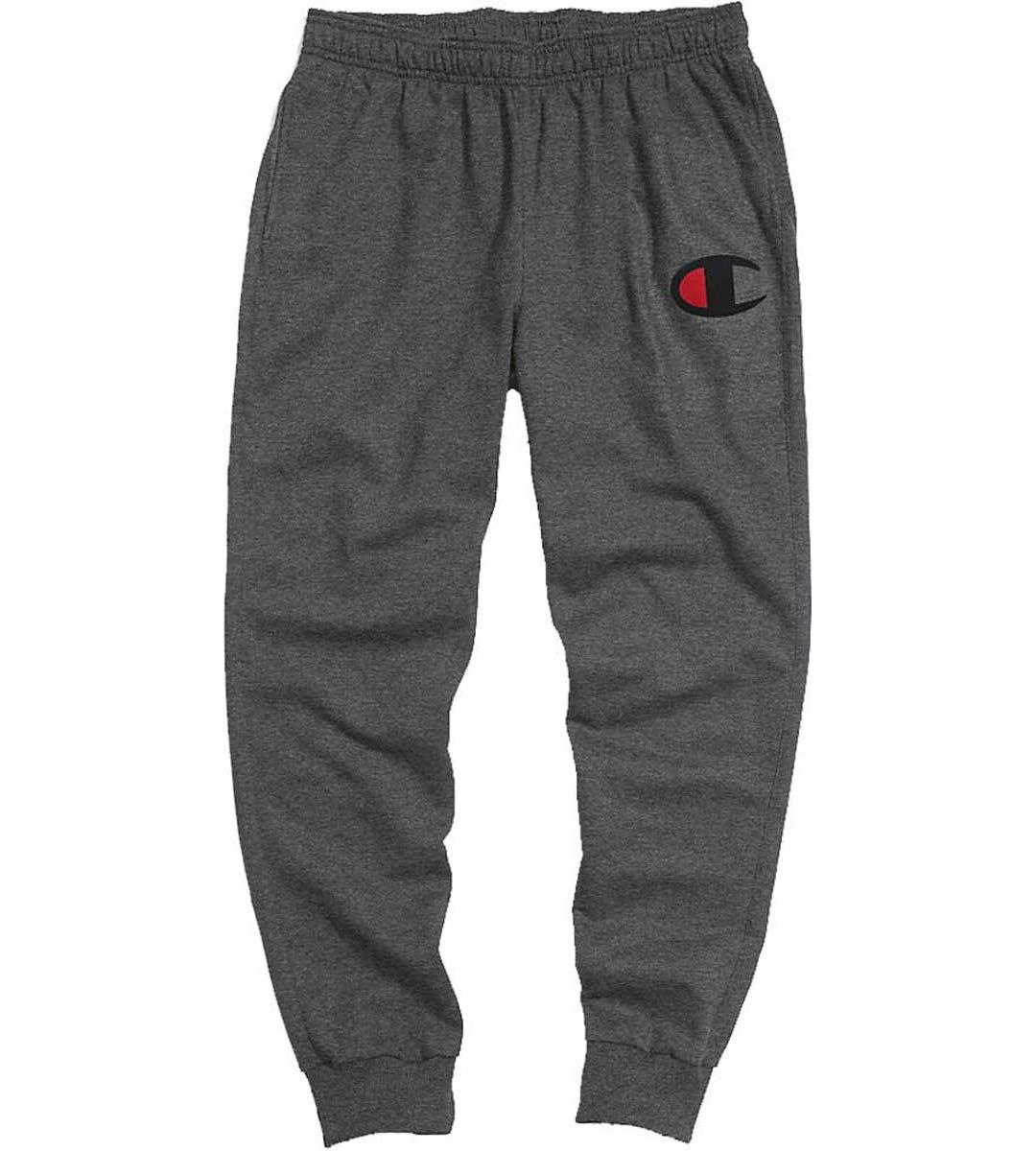 8b0d47620422 Champion Men's Powerblend C Graphic Joggers | DICK'S Sporting Goods