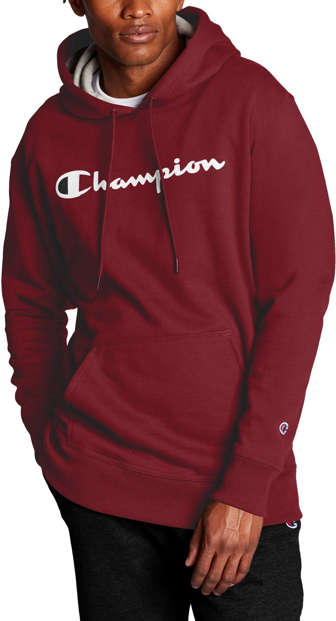 champion powerblend hoodie