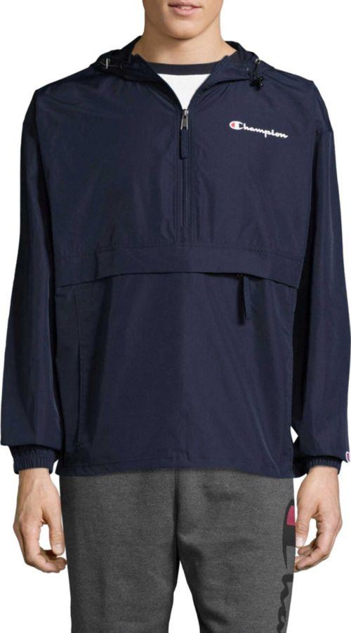 c580791b586c Champion Men s Packable Half-Zip Jacket. noImageFound. Previous