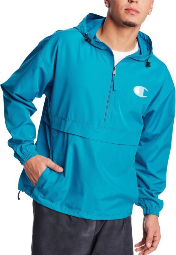 Champion Men's Packable Half-Zip Jacket product image